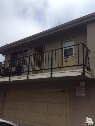 Ventura County Rental For Rent: 2607 Anchor Avenue