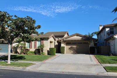 Oxnard Rental For Rent: 2076 Mission Hills Drive