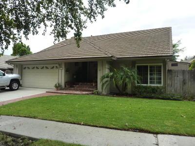 Ventura Single Family Home For Sale: 217 Nevada Avenue