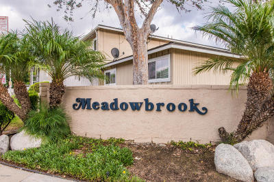 Simi Valley Single Family Home Active Under Contract: 3450 Highwood Court #196