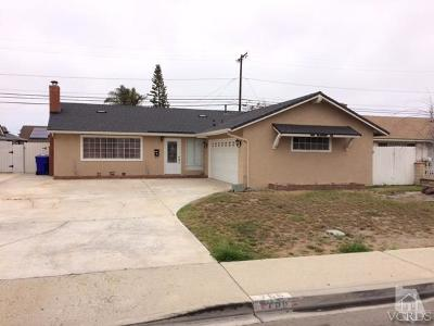 Port Hueneme Rental For Rent: 766 Pearson Road