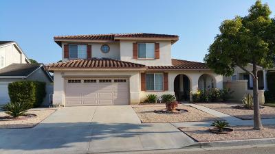 Oxnard Single Family Home Active Under Contract: 935 Caliente Way