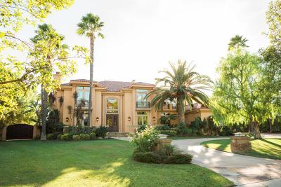 Camarillo Single Family Home Active Under Contract: 1069 Corte Barroso