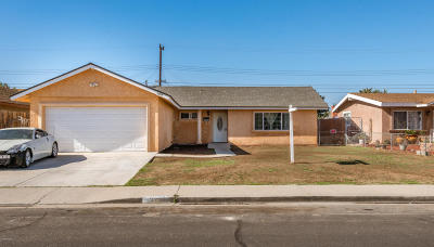 Oxnard Single Family Home Active Under Contract: 3223 Merced Place