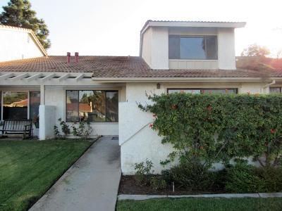 Camarillo Rental For Rent: 326 Sonora Drive