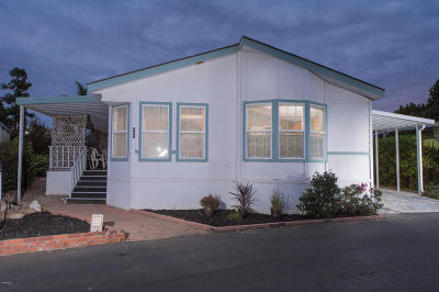 Ventura Mobile Home For Sale: 307 Rodgers Street