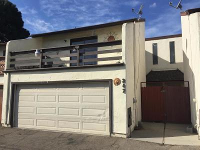 Oxnard Single Family Home For Sale: 267 Glenwood Drive