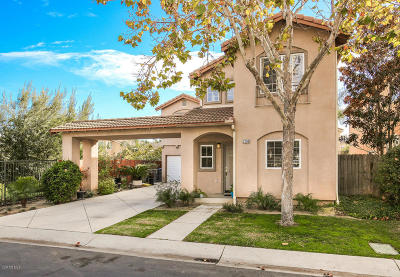 Oxnard Single Family Home For Sale: 2260 Pajaro Street