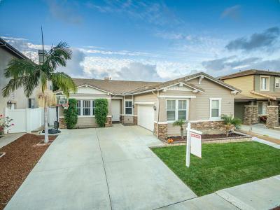 Ventura Single Family Home For Sale: 9565 Chamberlain Street