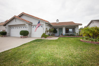 Oxnard Rental For Rent: 2230 New Haven Place