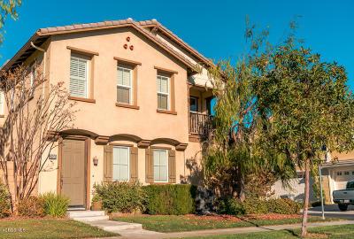 Ventura County Single Family Home Active Under Contract: 3150 London Lane