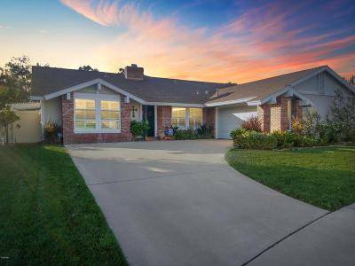 Camarillo Single Family Home Active Under Contract: 191 Flora Vista Avenue