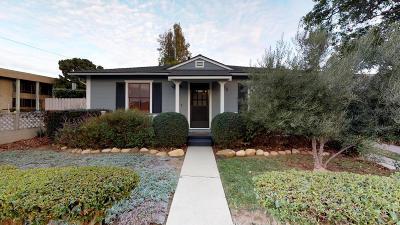 Ventura Single Family Home For Sale: 60 Howard Street