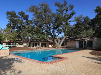 Ojai Single Family Home For Sale: 465 Del Norte Road