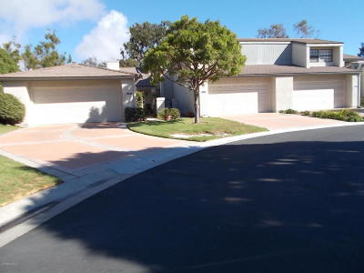 Port Hueneme Single Family Home Active Under Contract: 634 Beachport Drive
