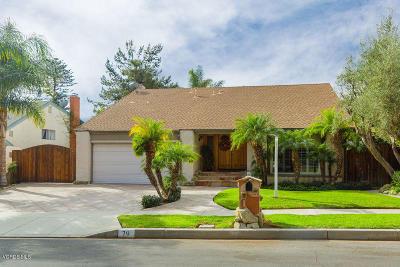 Ventura Single Family Home For Sale: 79 Nevada Avenue