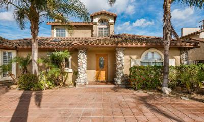 Oxnard Single Family Home For Sale: 409 E Iris Street