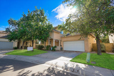 Single Family Home Active Under Contract: 1006 Calle Vista Calma