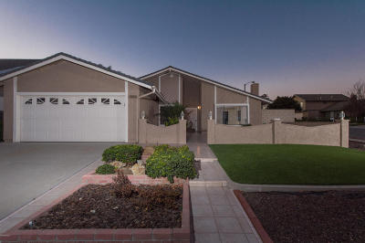 Ventura Single Family Home For Sale: 7097 Wolverine Street