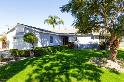 Ventura Single Family Home For Sale: 5697 Larkin Street