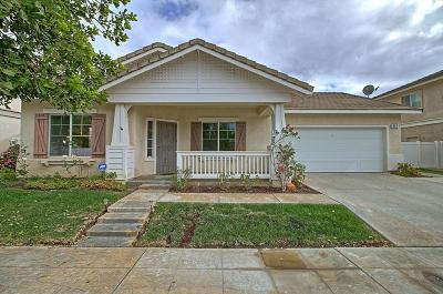 Fillmore Single Family Home Active Under Contract: 962 Taylor Lane