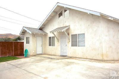 ven Rental For Rent: 116 El Medio Street