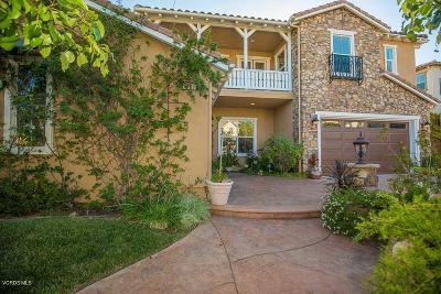 Simi Valley Single Family Home For Sale: 3703 Mandolin Avenue
