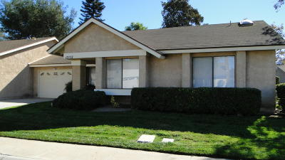 Camarillo Single Family Home For Sale: 17152 Village 17 #17