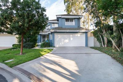 Port Hueneme Single Family Home Active Under Contract: 2506 Breezewater Court