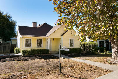 Fillmore Single Family Home Active Under Contract: 548 Kensington Drive