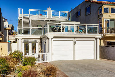 Hollywood By The Sea - 1002582, Silverstrand Beach - 1002702 Single Family Home For Sale: 1408 Ocean Drive