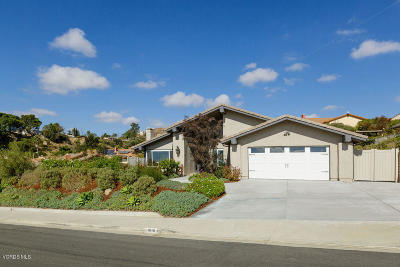 Ventura Single Family Home For Sale: 1010 Westridge Drive