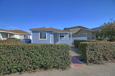 Oxnard Single Family Home Active Under Contract: 528 Roosevelt Avenue