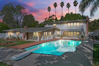 Single Family Home For Sale: 130 La Patera Drive