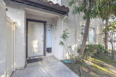 Oxnard Single Family Home Active Under Contract: 511 E Bard Road #16