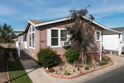 Camarillo Mobile Home For Sale: 210 Calle De La Rosa