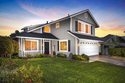 Ventura Single Family Home For Sale: 718 Jasper Avenue