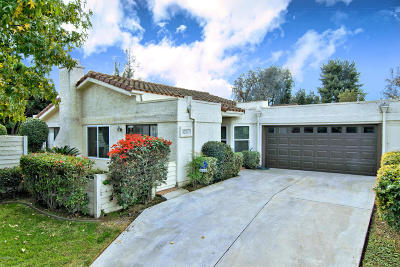 Camarillo Single Family Home For Sale: 2221 Placita San Dimas