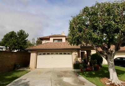 Camarillo Rental For Rent: 5003 Galano Drive