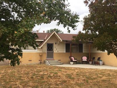 Ojai Single Family Home For Sale: 209 S Carrillo Road