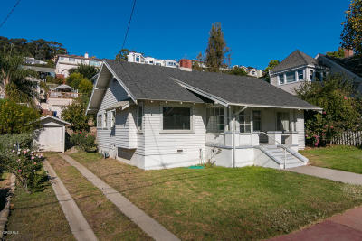 Ventura Single Family Home Active Under Contract: 1129 Poli Street