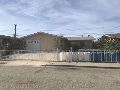 Oxnard Single Family Home Active Under Contract: 241 Featherstone Street