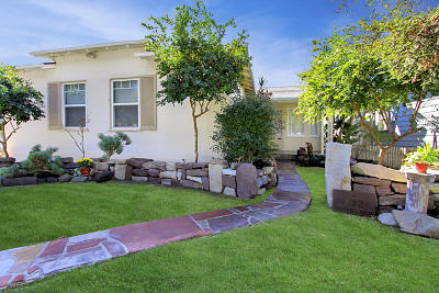 Fillmore Single Family Home For Sale: 432 Foothill Drive