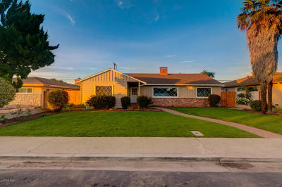 Oxnard Single Family Home For Sale: 625 Devonshire Drive