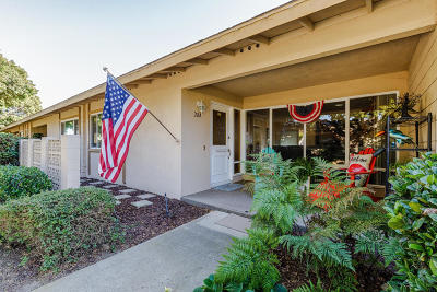 Port Hueneme Single Family Home For Sale: 284 E Fiesta Green
