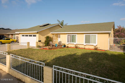 Oxnard Rental For Rent: 1600 Coronado Place