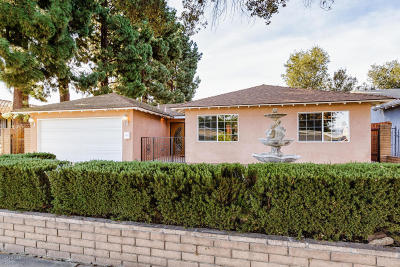 Ventura Single Family Home For Sale: 957 Albany Avenue