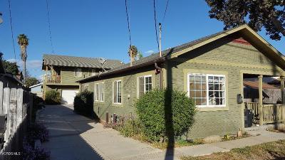 Ventura CA Multi Family Home For Sale: $669,000