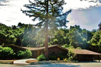 Santa Paula  Single Family Home For Sale: 18000 S South Mountain Road