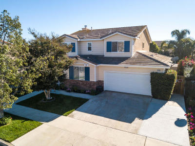 Oxnard Single Family Home For Sale: 1414 Marsella Drive